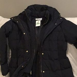B3) Women's brand new Cole Haan winter coat w/tags